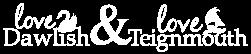 Love Dawlish/Teignmouth - logo footer